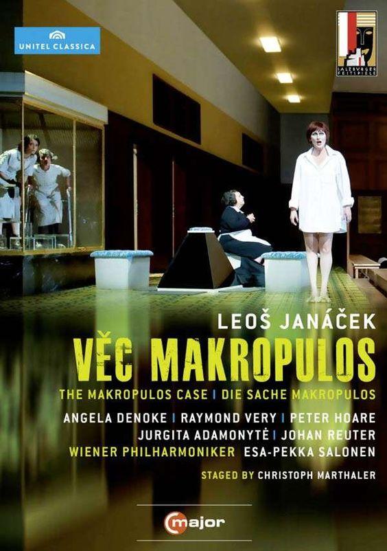 Leoš Janáček: The Makropoulos Case – Angela Denoke, Raymond Very, Peter Hoare – Wiener Philharmoniker, Esa-Pekka Salonen (HD 1080p) • http://facesofclassicalmusic.blogspot.gr/2015/05/leos-janacek-makropoulos-case-angela.html