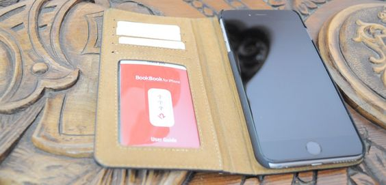 Sabías que BookBook de Twelve South, una funda premium para tu iPhone