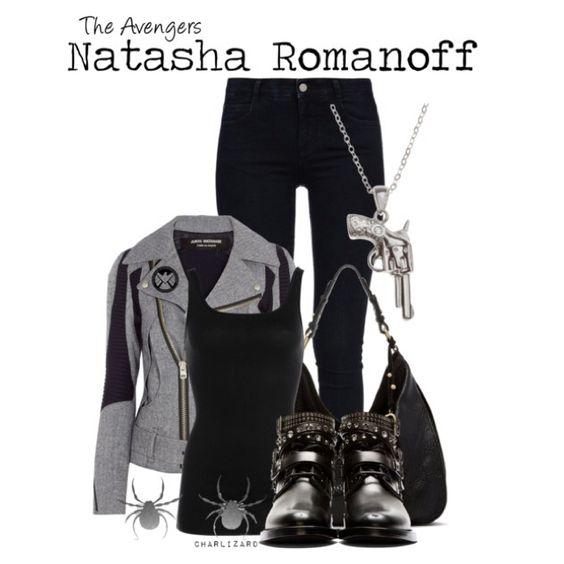 Natasha Romanoff by charlizard