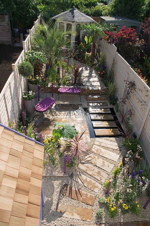 Love Your Garden Episode 6 Finished Garden Photo For Joan Myers Obe Garden Landscape Design Small Garden Design Garden Makeover