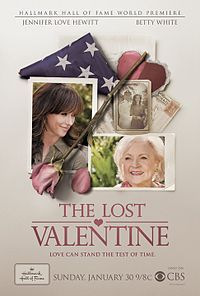 The Lost Valentine.. definitely one of my all time favorite hallmark movies