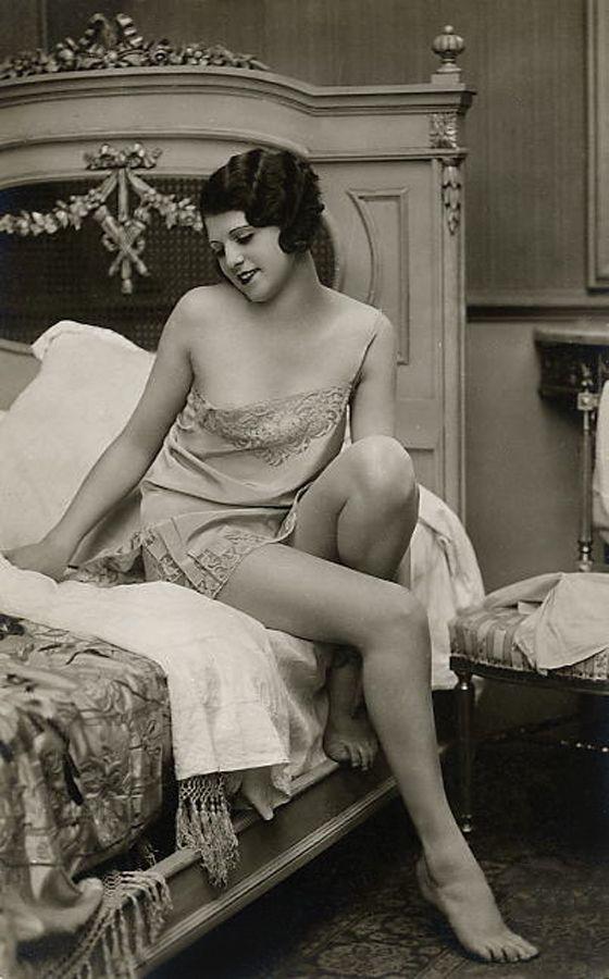 Erotic female photography vintage