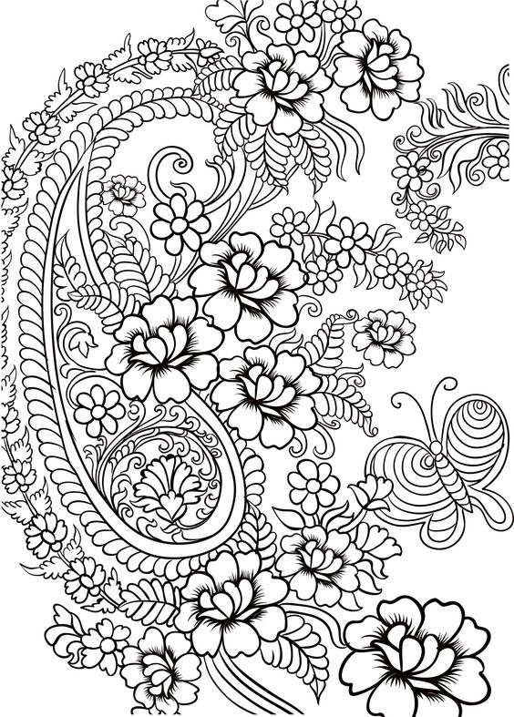 Coloriage 2 Coloration Adulte Livre Intelligent Dessins Coloring Medium Book Antistress Adults