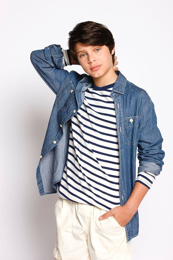 Carson Gay- Model