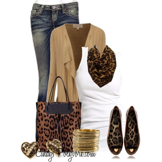 Fall Outfit: Nice Outfit, Leopard Print, Cheetah Print, Dream Closet, Animal Print Scarf, Fall Outfits, Fall Fashion, Animal Prints, Fall Winter