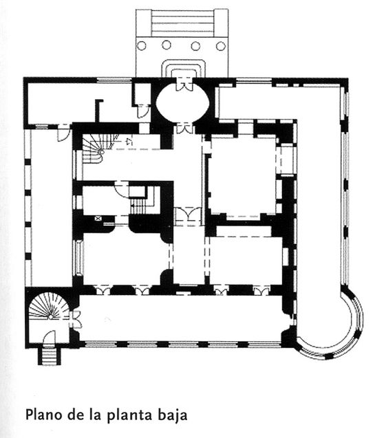 Adolf loos villa karma architecture pinterest for Karma home designs