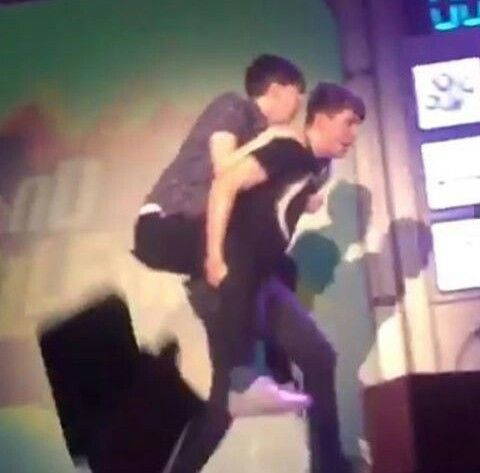 Dan and Phil on TATINOF