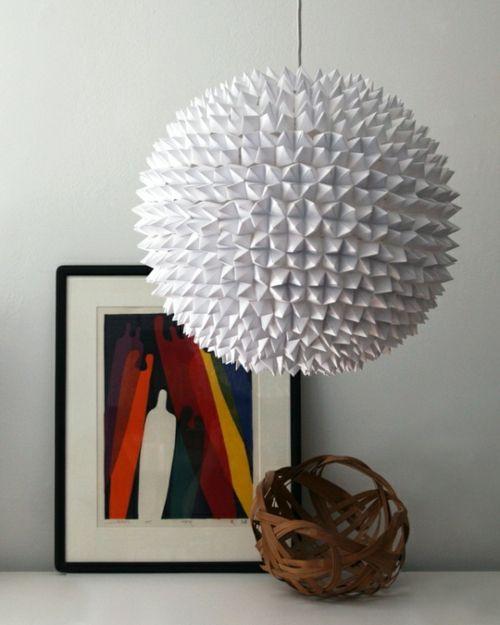 Kreative Lampen selber machen - Schöpfen Sie neue Ideen !