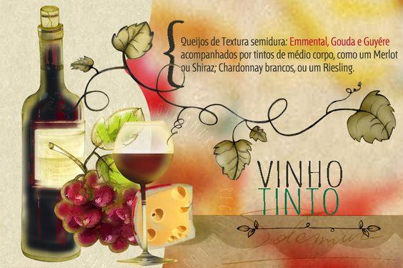 Publicidade para FB - Harmonização de Vinhos e Queijos