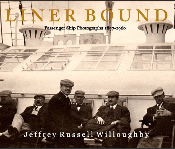 Liner bound: Russell Willoughby  Through blurb.com