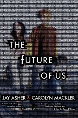 Very cool idea for a book....  If, at the age of 18, you could know your future, would you change anything?