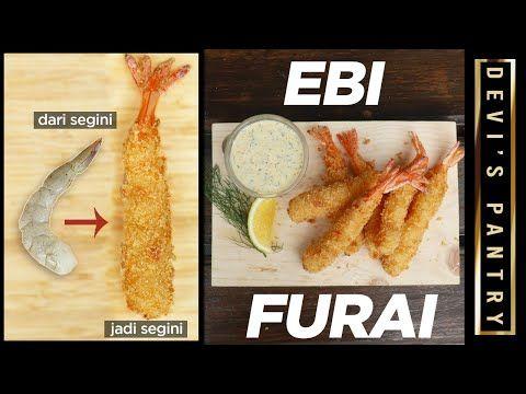 Rahasia Supaya Udang Lurus Dan Krispi Resep Ebi Furai Ala Hokben Youtube Resep Masakan Jepang Resep Udang Resep Masakan