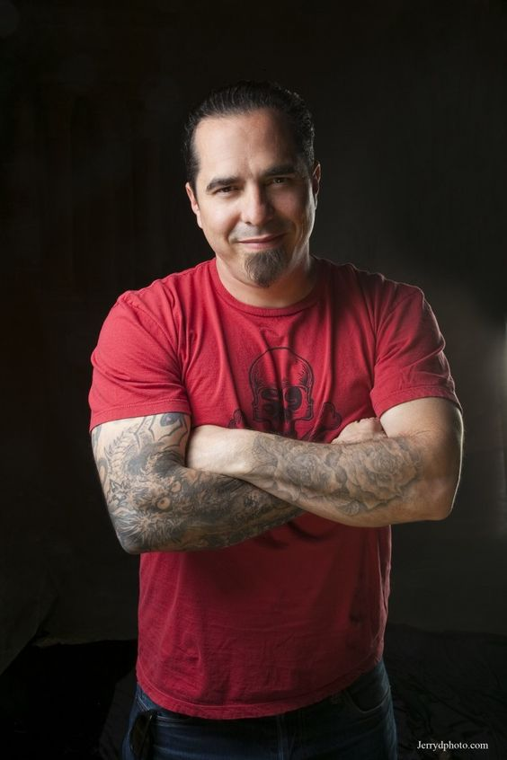 Tattoo Artist Corey Miller this guy is my inspiration. he has talent & ambition & is an all around family man!