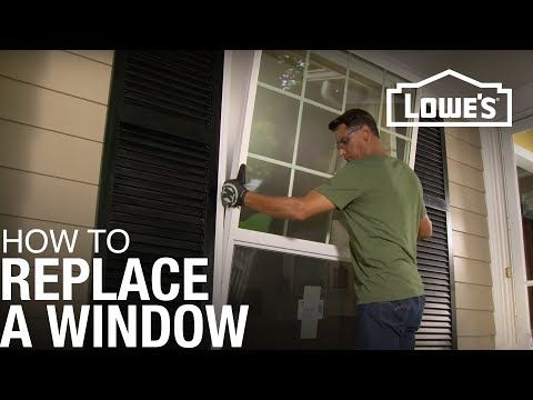 Complete New Window Installation Yourself With These Steps Learn To Remove Old Windows Measure For Replacement W Window Installation Windows Home Improvement