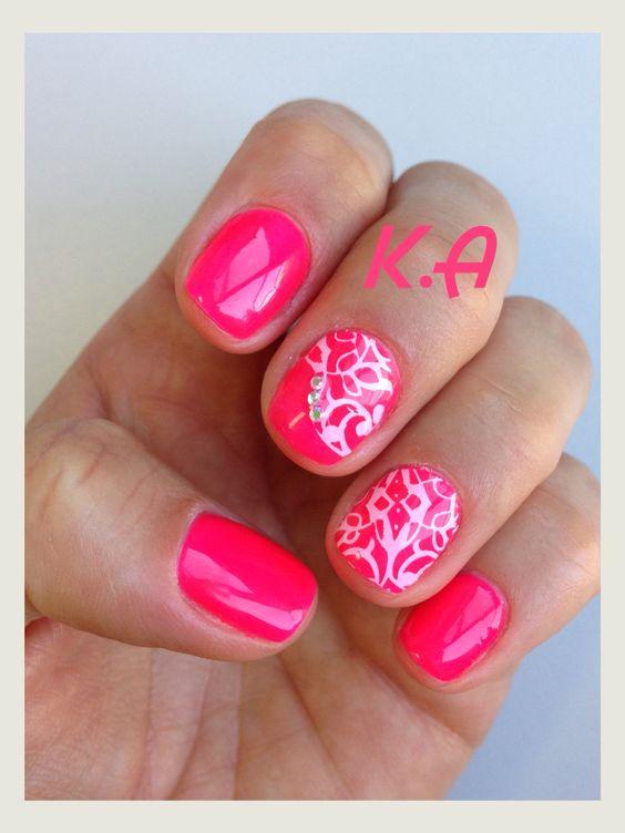 Pink&glow