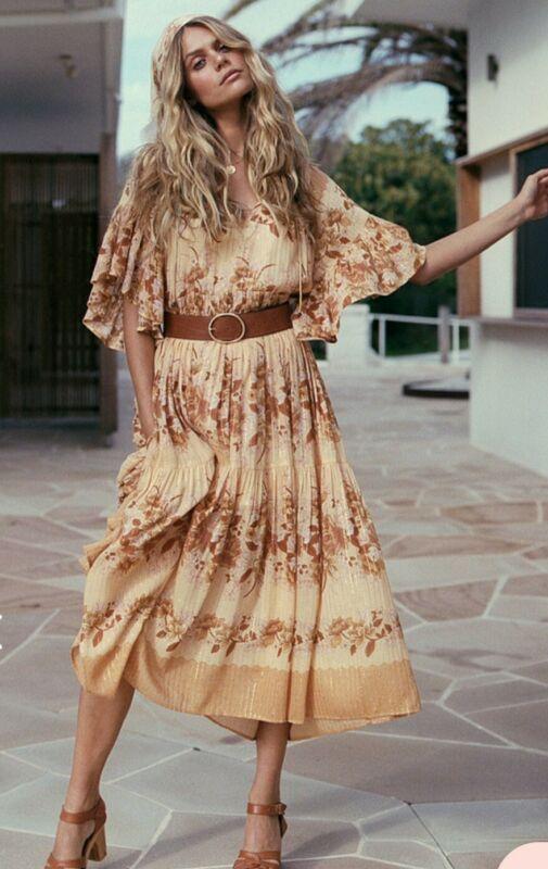 Gypsy Style Dresses Ebay