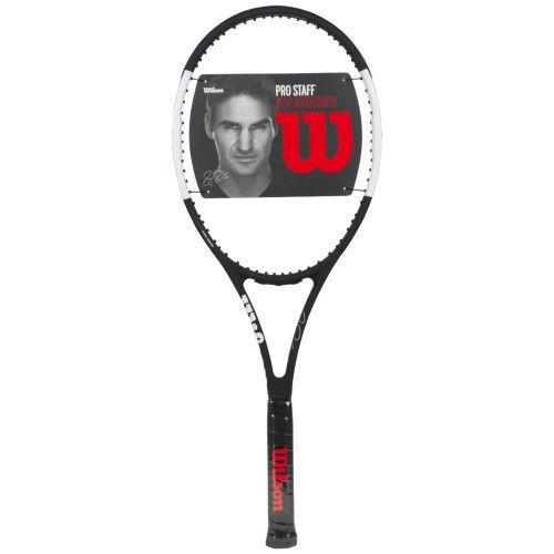 Wilson Wrt74171u Pro Staff Rf97 Autograph Tennis Racquet 2018 Unstrung Tennis Racquet Tennis Tennis Racket