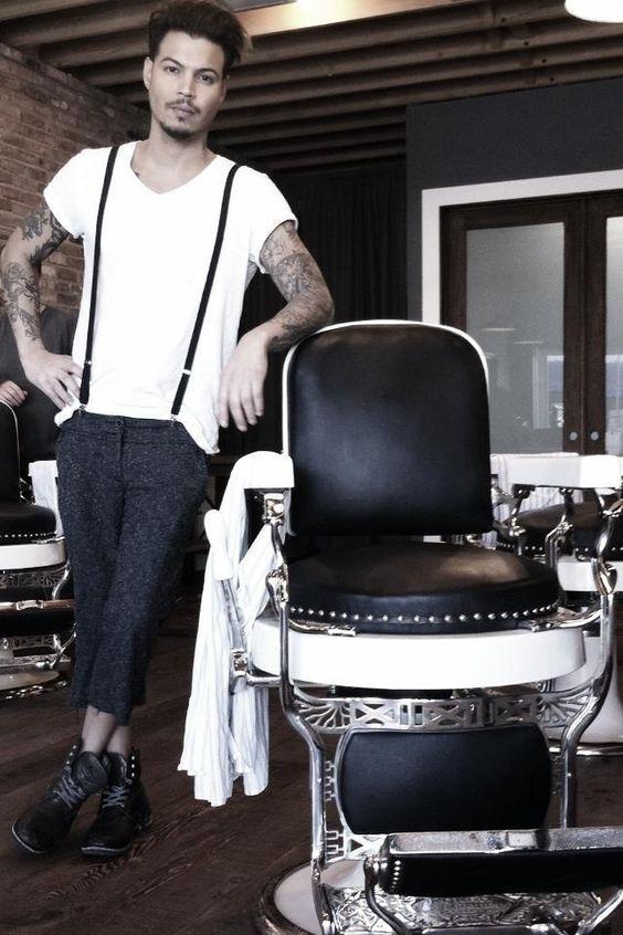 Daniel Alfonso at Baxter Finley - Scissor cut ... - Vimeo