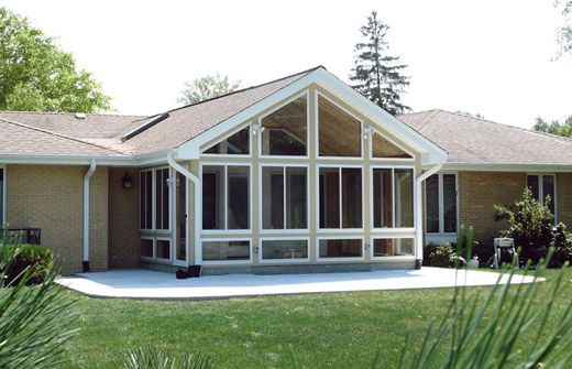 All season sunroom for the home pinterest sunrooms for All season rooms