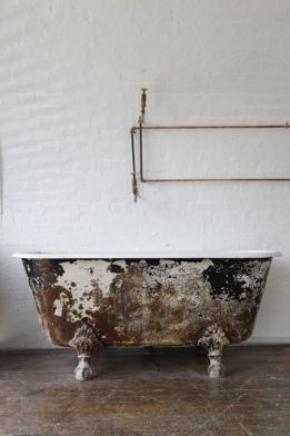 Abundance Love London Home Pinterest Copper Clawfoot Tubs And Taps