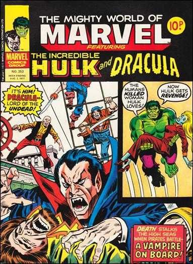 The Mighty World of Marvel #253