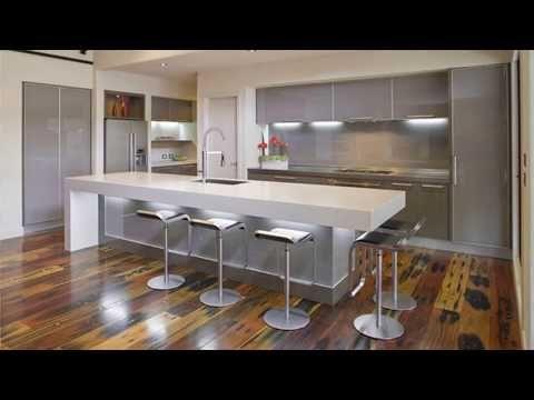 Los Mejores Disenos De Cocinas Modernas Con Islas 2019 Youtube En 2020 Diseno Cocinas Modernas Diseno De Cocina Isla Cocina Moderna