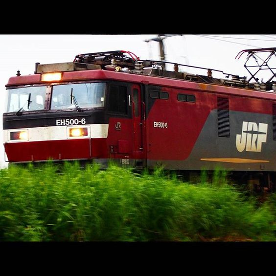 #金太郎が行く #train #japan #日本 #jp_views2nd #loves_transports #鉄分  #trains_worldwide #railway #JR貨物 #icu_transport #icu_japan #instagramjapan #railways_of_our_world #_rsa_theyards #青森 #津軽海峡線 #EH500 #kings_transports #trainsstagram by m_msk