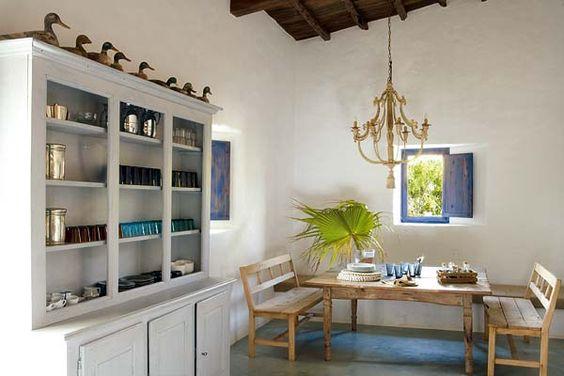 Etxekodeco: Una casa en Formentera, digna de una quedada: