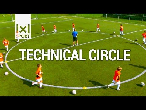 An Easy Technical Warm Up Drill for Young Children - CoachTopix