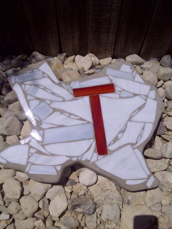 Paver Stepping Stones By CW - Gallery