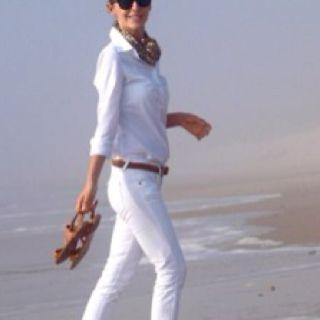 Always Love white on white!