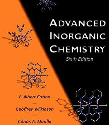 Advanced Inorganic Chemistry Pdf Chemistry Textbook Chemistry Organic Chemistry Books