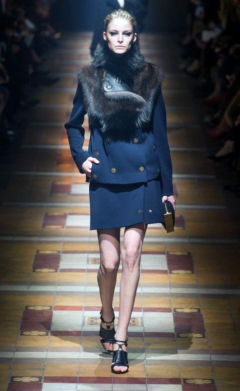 Lanvin - Fall/Winter 2014-2015 Paris Fashion Week