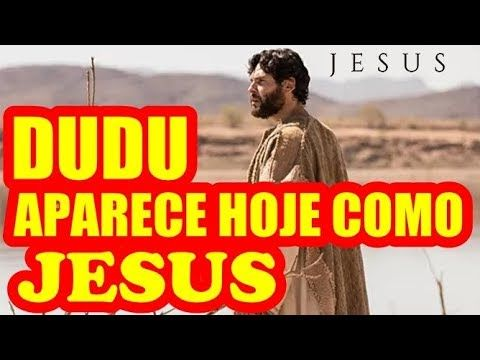 Dudu Azevedo Aparece Como Jesus No Capitulo De Sexta Feira 3 De