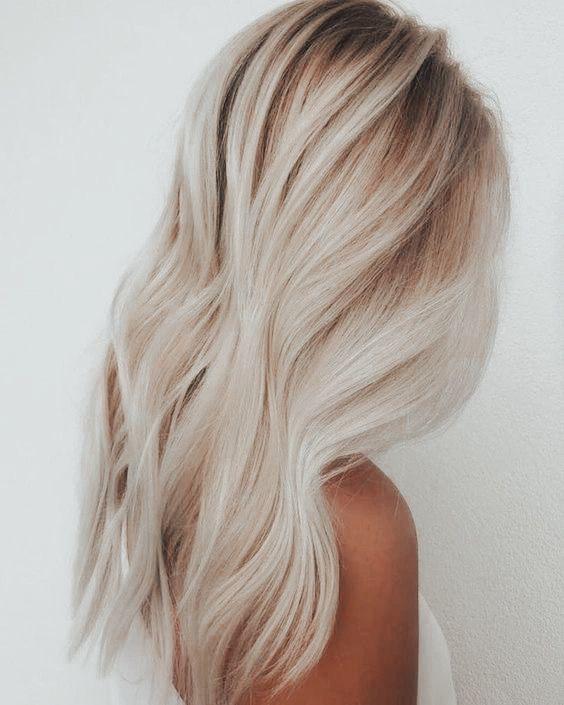37++ Dark blonde to light blonde balayage inspirations