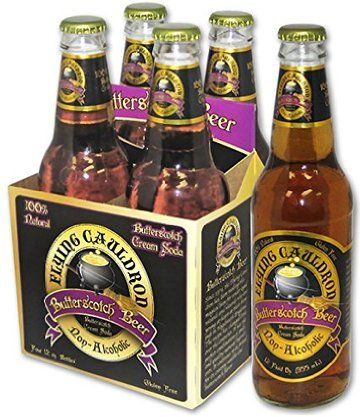 Flying Cauldron Butterscotch Beer (6 Pack)