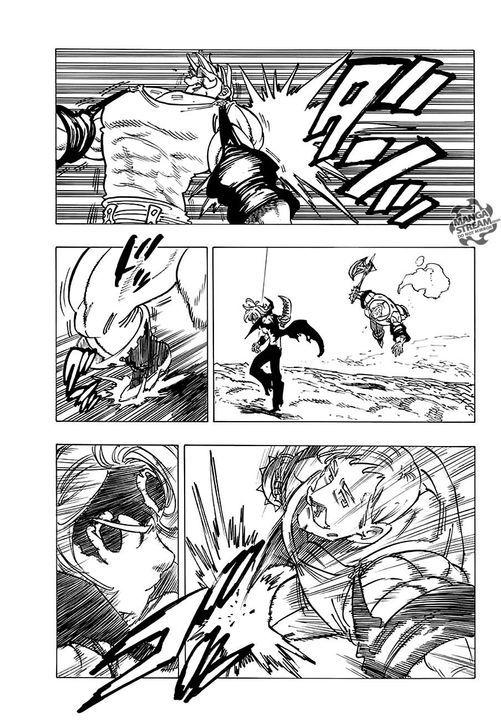 Meliodas Vs Escanor Manga Capitulo 231 Manga Fotos De Meliodas Anime 7 Pecados Capitales