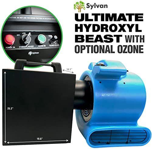 Amazing Offer On Sylvan Ultimate Hydroxyl Uv Beast Hx 5000 Hydroxyl Generator Optional Adjustable Ozone Blast Online Fancylookstar In 2020 Ozone Generation Portable Air Conditioner
