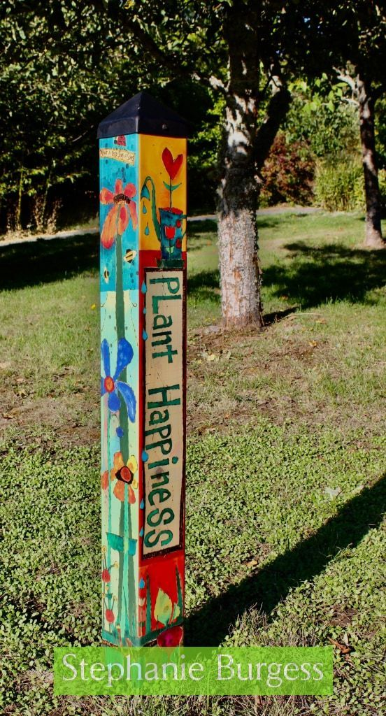 Plant Happiness Art Pole 3 Foot Discontinued 3 31 20 Art Pole