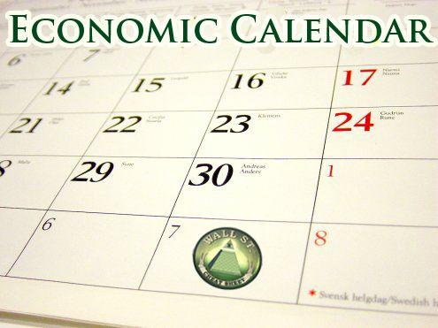 Un sunto del calendario economico settimanale   Tradingfacileonline