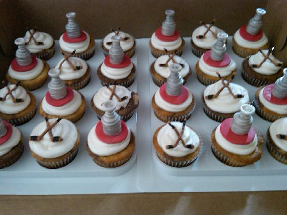 Stanley CUPcakes. Love this idea!