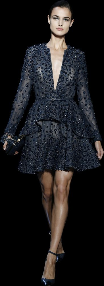 ELIE SAAB - Haute Couture - Herbst Winter 2014-2015