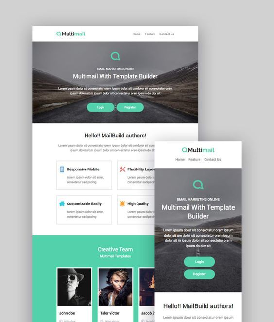 Starting a small business may sound exciting as you can be your own boss and spend your time and energy on something you are passionate about. Get Everything You Need Starting At 5 Fiverr Responsive Email Email Marketing Template Responsive Email Template
