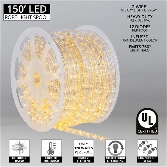 Pin On Led Rope Lights