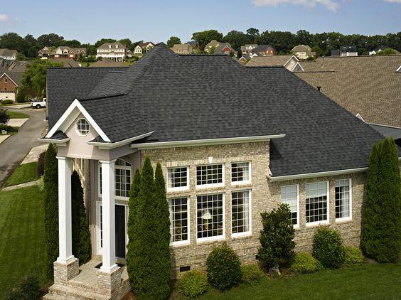 Best Certainteed Landmark In Morie Black Landmark 400 x 300