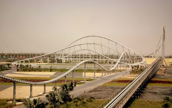 The Fastest Roller Coasters In The World - one of my bucket list: to ride all roller coasters in the world. these 10 is A MUST!