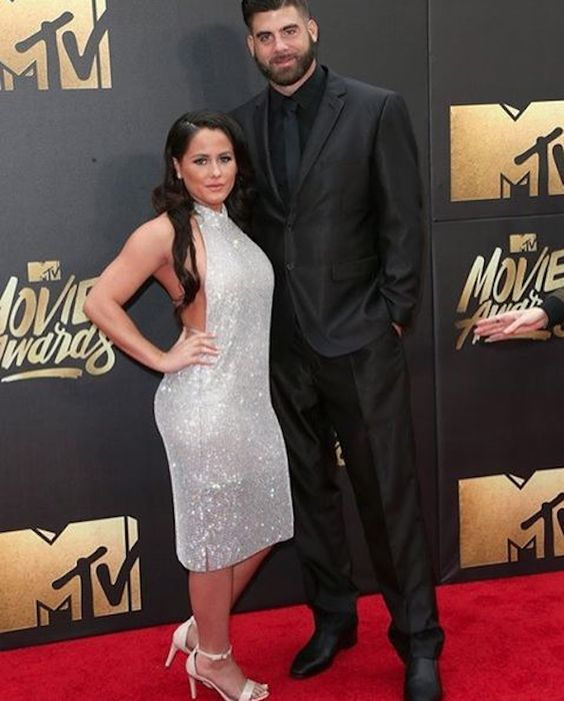 Image: Jenelle Evans and David Eason