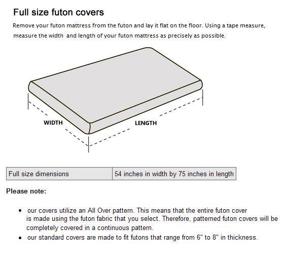 Pin On Futon Pillow