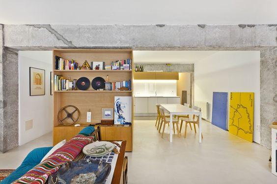 Palma Apartment Refurbishment Vila Segui Arquitectos Apartment