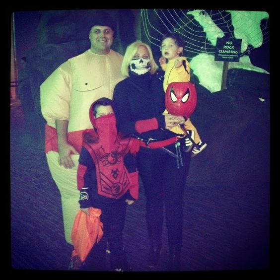 Everything in Between with the Harris Family!: Halloween 2014!
